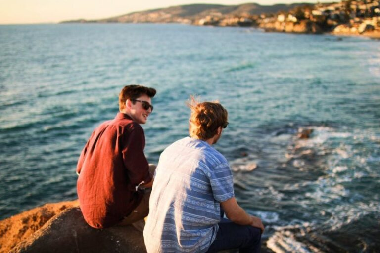 A Look at Men and Friendship