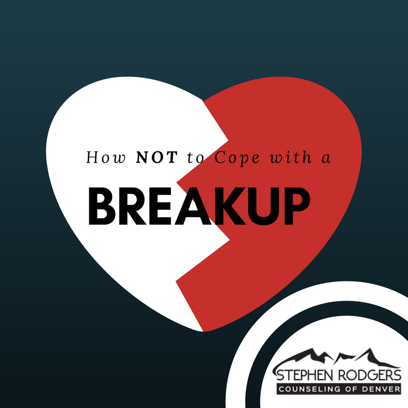 How (Not) to Cope with a Breakup