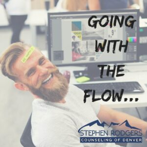 point of view, going with the flow, stephen rodgers counseling in denver, denver therapist